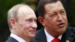 hugo chvez, rusia, venezuela, vladimir putin