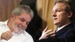 luiz incio lula da silva, julian assange