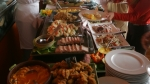 buffet criollo
