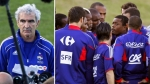 sudfrica 2010, seleccin francesa, raymond domenech