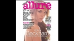 hollywood, david beckham, victoria beckham, spice girl, revista allure