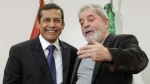 Ollanta Humala, Lula da Silva