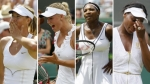 Tenis, Wimbledon, WTA, Maria Sharapova, Venus Williams, Serena Williams, Grand Slam, Caroline Wozniacki