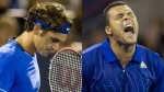 Roger Federer, Rafael Nadal, Andy Murray, Jo-Wilfried Tsonga