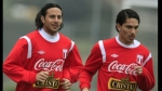 Claudio Pizarro, Paolo Guerrero, Seleccin peruana