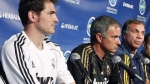 Iker Casillas, , Jose Mourinho