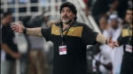 Diego Armando Maradona, Ftbol rabe, Al-Wasl