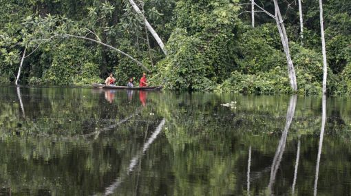 Cambio climático afecta previsiones astrológicas de indios amazónicos