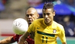 Ftbol brasileo, Copa del Mundo, Neymar, Santos FC, Brasil, Brasil 2014