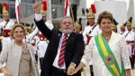 Cncer, Luiz Inacio Lula da Silva, Lula da Silva, Dilma Rousseff, Brasil,  Cncer de laringe