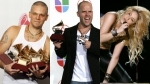 Shakira, Grammy Latino, Eva Aylln, Gian Marco, Calle 13, Ren Prez, Grammy Latino 2011