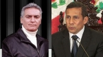 Ollanta Humala, Carlos Tapia, Luis Favre, Felipe Belisario Wermus