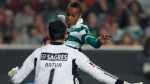 Andr Carrillo,  Sporting de Lisboa