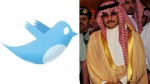 Forbes, Twitter,  Alwaleed bin Talal 