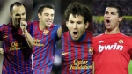 FC Barcelona, Real Madrid, L'Equipe