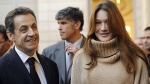 Nicolas Sarkozy, Carla Bruni