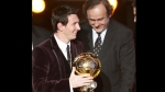 FC Barcelona, Lionel Messi, Michel Platini, Baln de Oro, Seleccin argentina, Baln de Oro 2011