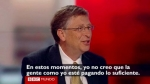 Bill Gates, Microsoft, Estados Unidos