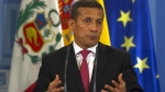 Ollanta Humala, Jos Luis Silva, Nadine Heredia, Luis Miguel Castilla