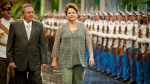 Brasil, Cuba, Ral Castro, Dilma Rousseff, Derechos Humanos, Yoani Snchez