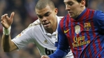 Pepe, Curiosas, Real Madrid