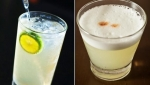 Chilcano, Pisco, Pisco sour