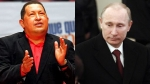 , Hugo Chvez, Mijail Gorbachov, Mijail Projorov, <span>Vladimir Putin</span><span>Vladimir Putin</span><span>Vladimir Putin</span><span>Vladmir Putin</span>