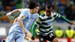 Sporting de Lisboa, Andr Carrillo, Europa League, Manchester City