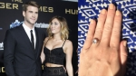 Miley Cyrus, Romances en Hollywood, Matrimonios en Hollywood, Liam Hemsworth