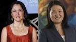 Keiko Fujimori, Nadine Heredia