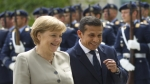 Ollanta Humala, Angela Merkel