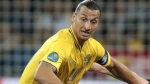 Zlatan Ibrahimovic, Seleccin sueca, Eurocopa 2012