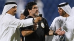 Emiratos rabes Unidos, Diego Armando Maradona, Al Wasl FC
