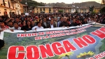 Conflictos sociales, Cajamarca, Proyecto Conga