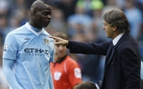 Roberto Mancini, Seleccin italiana, Mario Balotelli, Manchester City, Eurocopa 2012