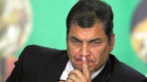 Ecuador, Paraguay, Rafael Correa, Fernando Lugo, Unasur, Ricardo Patio, Fernando Lugo destituido