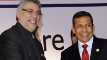 Ollanta Humala, Fernando Lugo
