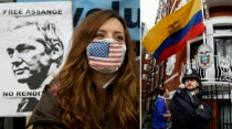 Ecuador, Rafael Correa, Reino Unido, Julian Assange, Wikileaks,  Anna Albn