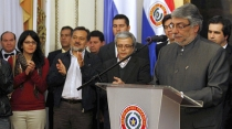 Paraguay, Fernando Lugo, Unasur, Federico Franco, Fernando Lugo Destituido