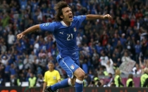 Andrea Pirlo, Seleccin italiana, Eurocopa 2012