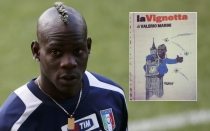 Seleccin italiana, Mario Balotelli, Eurocopa 2012