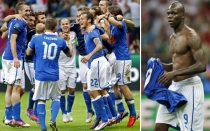 Mario Balotelli, Seleccin espaola, Seleccion italiana, Eurocopa 2012