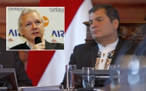 Ecuador, Rafael Correa, Reino Unido, Julian Assange, Wikileaks