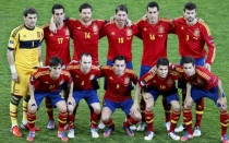 Seleccin espaola, Eurocopa 2012, Espaa campen 2012