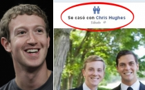Bodas homosexuales, Facebook