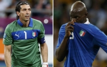 Gianluigi Buffon, Mario Balotelli