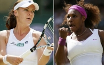 Serena Williams, Agnieszka Radwanska