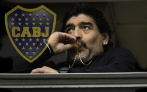 Ftbol argentino, Diego Armando Maradona, Boca Juniors, Al Wasl FC