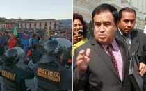 Conflictos sociales, Cajamarca, Gana Per, Proyecto Conga, Congreso de la Repblica