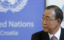 ONU, Ban Ki-moon, Siria, Bashar al Assad